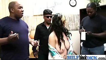mia bang cuckold Curly haired whore spanked and ass fucked hard