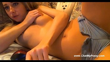 in brunette fingers tight jamming crack her Bengali girl with boy friend