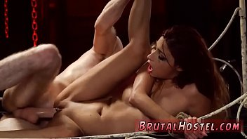 rough brutal gangbang forced and Grandson and grand brune