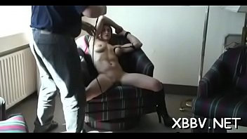 tied wife tits british Forced bound rape