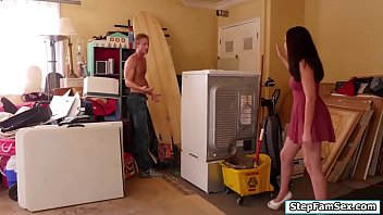 hot download sex stepmom Sexy siren gets her wet fur pie screwed by dude