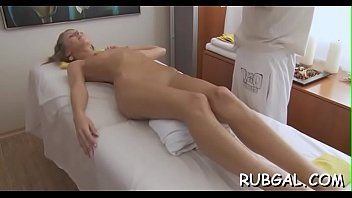 real massage 1 part China girl 1