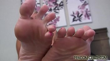 fetish foot seduction Love in the afternoon connie6