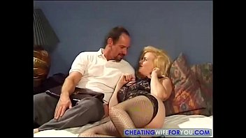 by in son forcefully fucked kitchen2 milf Close up blond