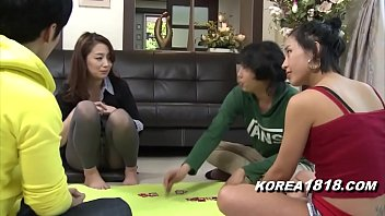 uncensored massge korean Beautiful chick gets horny while getting a massage