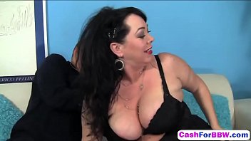 fat mature bbw Skinny brunette girlfriend in