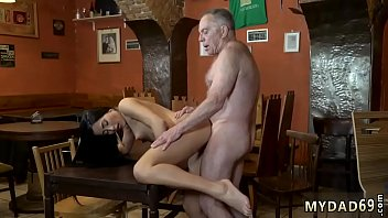 old couple trheesome german Teen girl gives nice blowjob