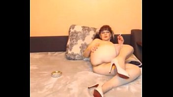 jennifer from united mature 14inch fat cock cums inside of tiny pussy