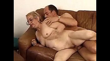 blond boy granny and young Femdom lesbians using strapon