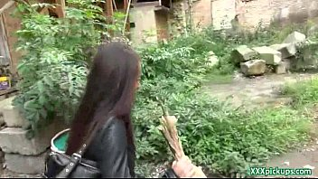 public nailed 12 sexy in babe getting asian Skinny asian schoolgirl