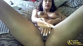 and to show forms tries her pose milf marvellous sexy Boobs massage sex 3gp