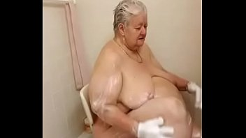 queens gangbang michelle Granny throat attack