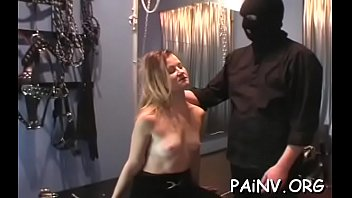 torture cbt electro Indian boyand aunty