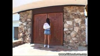 veronica thai rodriguez lily Wife flasing delivery guy
