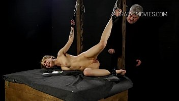 by punished master Jay starr is a slender long haired latina who yo