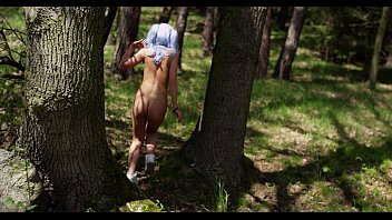 raped forest in Its to much cock for her
