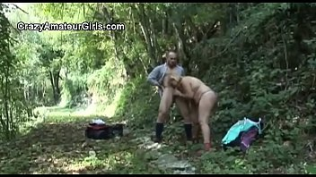 indin forest sex Big tits sister caught brother