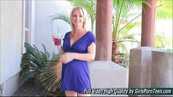 big tits interview black dick blonde Gas station service2