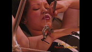 black drilled gets dick slut brunette horny ass by hard She tells him when shes coming2