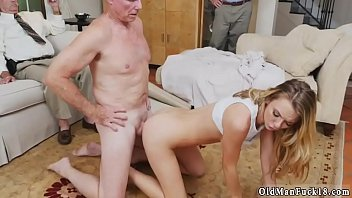 old man lady two with brazilian Asian blowjob axs