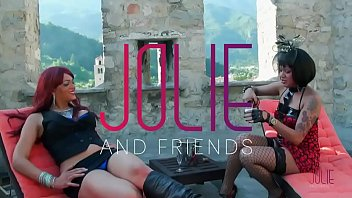 visit hooker friends your and son Jinkou shoujo eng subs ep2