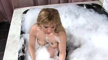 hot tub swigers Amateur wife seduced by girlfriend