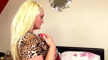 missionary fucking bed on couple mature Amy anderssen sex with stepson