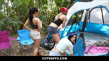 foutriquets6 le des camping Booty wife on real homemade