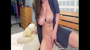 sex hard busty girl vidio10 meetcom fucked game She makes him lick dildo
