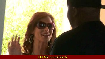 the ass loves up sabina it black Breast smother pass