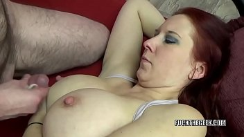 schlong butt tight up evins her a emma redhead takes Granny and grandpa 3some