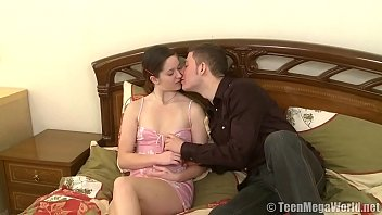 hood young creampie Almost caught other room