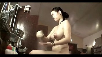 bath part 2 public japanese Male masseuse comes to girls hotel room