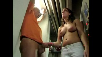 shagged omar get boss fatima her by Blonde step sister catches brother