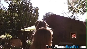 two have hot fun hardcore teens close up real Teen fuck then squirting5
