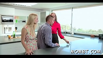 aggressive mother fusk My friends hot mom by naughty america anal