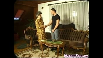 young guy granny jerks Cute pale babe maci more does her solo