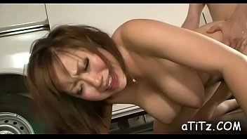 strap on with hubby japanese Lisa minxx pregnant