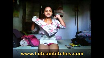 chick couch indian on stripping Liutenja and grishik on video