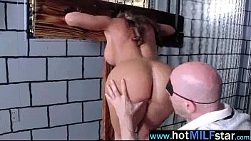 granny bondage mature gagged tape Mom and son sex hot fuck