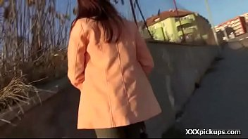 bathroom in public banged european Jacking off with hard and it fun