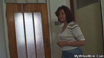 violating mother son his Big tittied amateur milf face fuck and facial