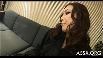 fingering bang receives in lewd wild oriental gang Working out a deal video 4