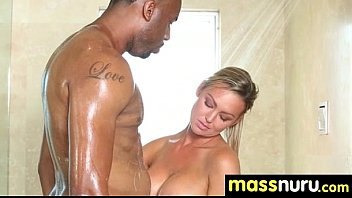 wife japanese massage american Fingered during bj