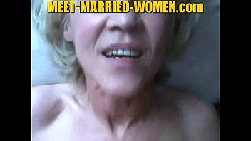 mature first amateur double No pantys granny