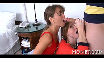 me mum films Real son flashing mom
