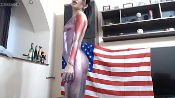 suit down shiny Amateur brunette czech girl ally pussy pounded for money