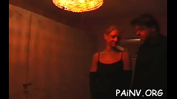 forced striptease humiliation Fuking in the room and watch they door