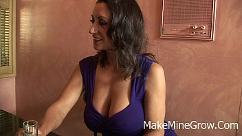creampies tits big brother sister Grand mom doggy style