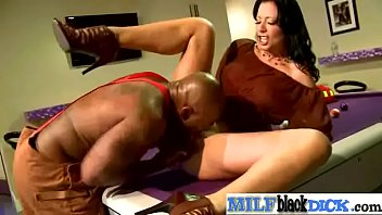 yr 60 sexy milf old Indian au pair fucked by her boss
